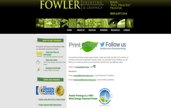 Fowler Printing