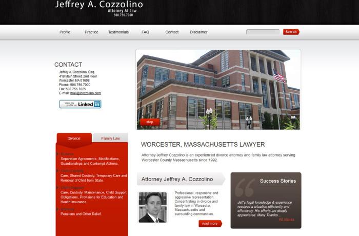 Jeffrey A. Cozzolino, Esq.
