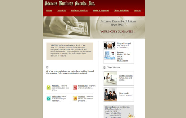 Stevens Business Service, Inc