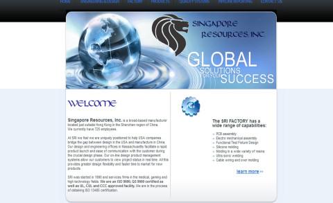 Singapore Resources