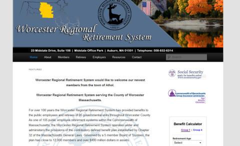 Worcester Regional Retirement