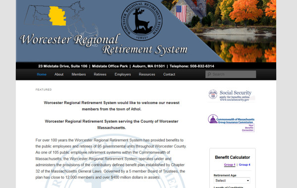 Worcester Regional Retirement