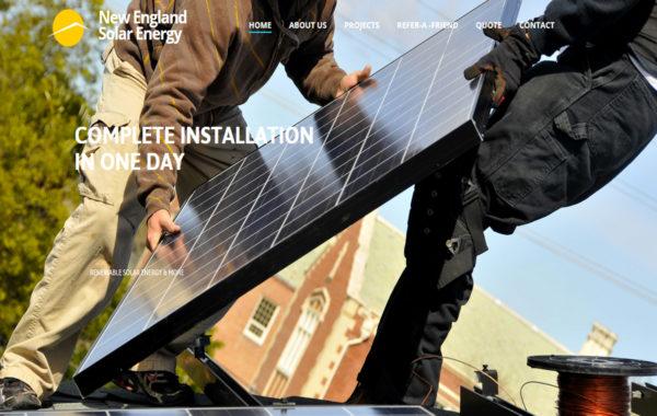 New England Solar Energy