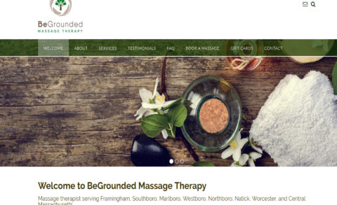 Be Grounded Massage