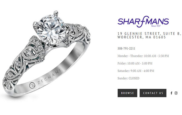 Sharfmans Jewelers