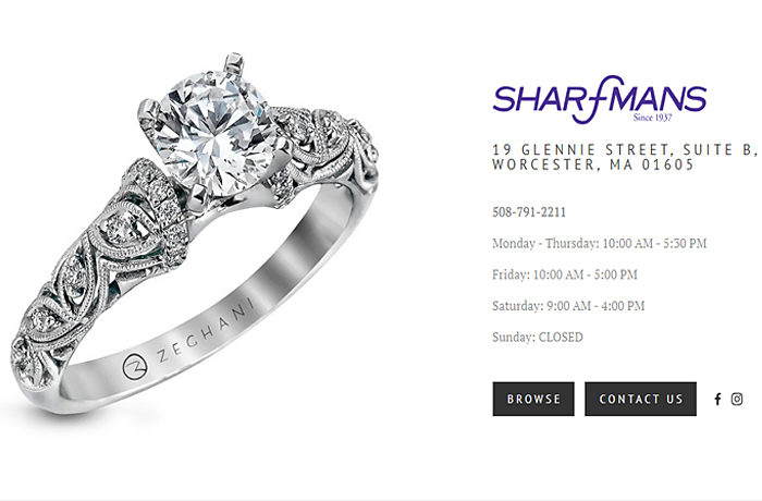 Sharfmans Jewelers